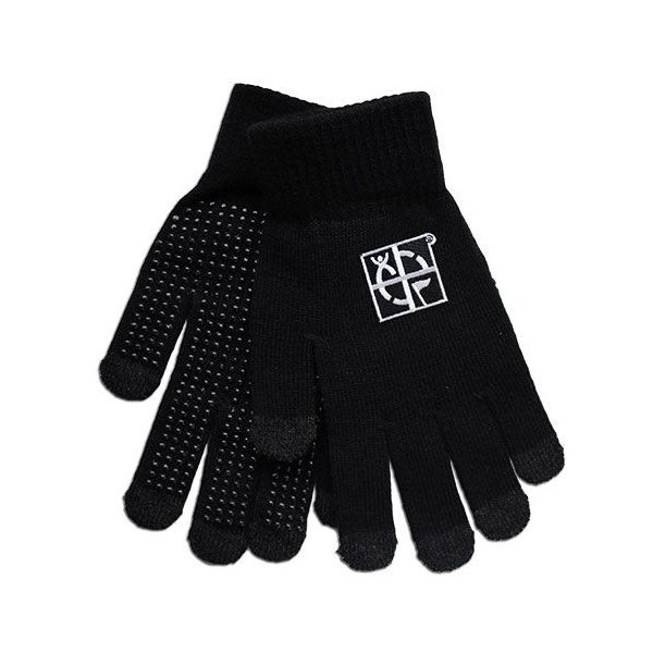 Geocaching Tech Gloves, Black