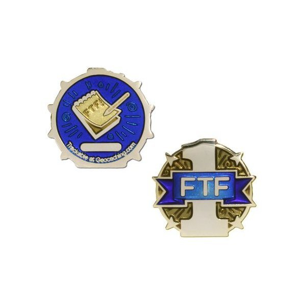 First To Find FTF Micro Geocoin