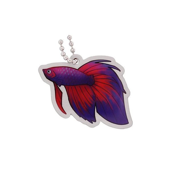 Geopets Travel Tag, Betta-kala (Betta the Fish)